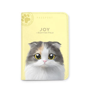 Joy Passport Case