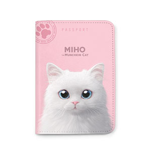 Miho Passport Case