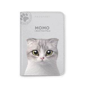 Momo Mumohan Passport Case