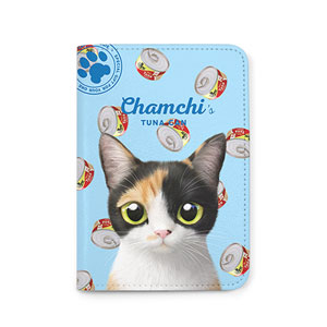Chamchi's Tuna Can Passport Case