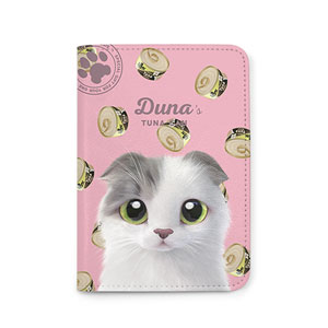 Duna's Tuna Can Passport Case