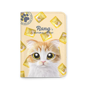 Rang's Natural Treat Passport Case