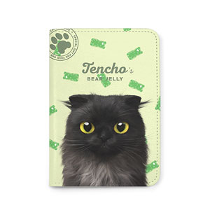 Tencho's Bear Jelly Passport Case