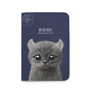 Rodi Passport Case