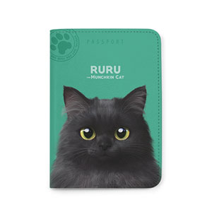 Ruru Passport Case