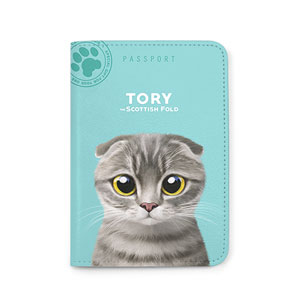 Tory Passport Case