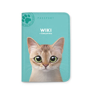 Wiki Passport Case