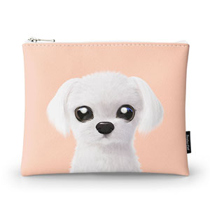 Kkoong the Maltese Pouch