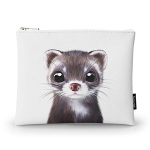 Jusky the Ferret Pouch