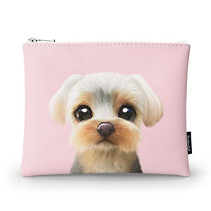 Sarang the Yorkshire Terrier Pouch