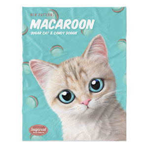 Dione's Macaroon New Patterns Soft Blanket