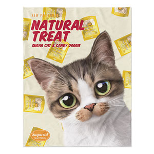 Jjakiri's Natural Treat New Patterns Soft Blanket