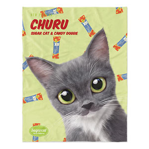 Marong's Churu New Patterns Soft Blanket