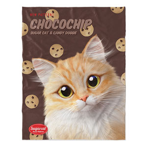 Nova's Chocochip New Patterns Soft Blanket