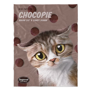 Ohsiong's Chocopie New Patterns Soft Blanket