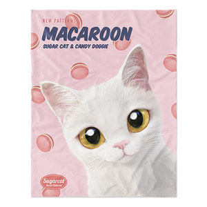 Santo's Macaroon New Patterns Soft Blanket