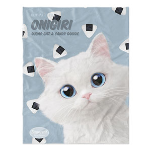 Soondooboo's Onigiri New Patterns Soft Blanket