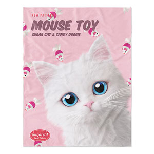 Venus's Mouse Toy New Patterns Soft Blanket