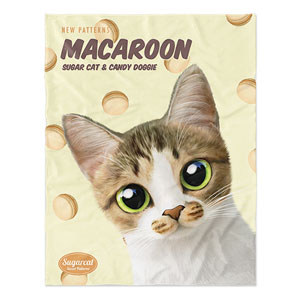 Wani's Macaroon New Patterns Soft Blanket