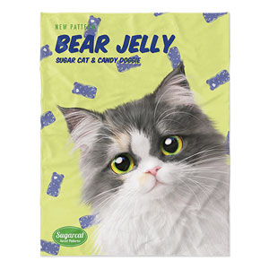 Zzing's Bears Jelly New Patterns Soft Blanket