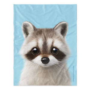 Nugulman the Raccoon Soft Blanket