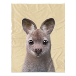 Wawa the Wallaby Soft Blanket