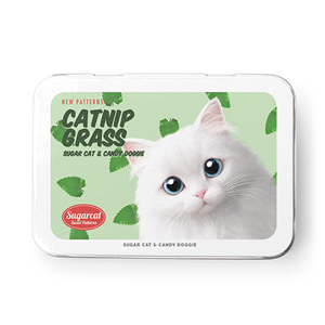 Han's Catnip New Patterns Tin Case MINI