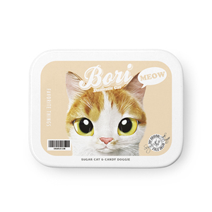 Bori Retro Tin Case MINIMINI