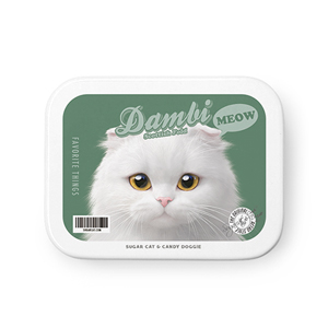 Dambi Retro Tin Case MINIMINI