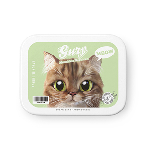 Gury Retro Tin Case MINIMINI
