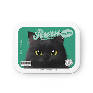 Ruru Retro Tin Case MINIMINI