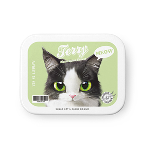 Terry Retro Tin Case MINIMINI