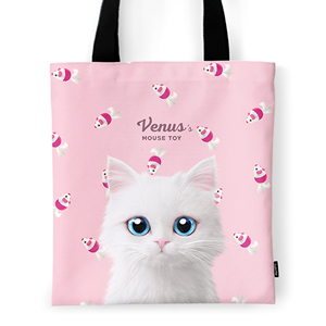 Venus's Mouse Toy Tote Bag