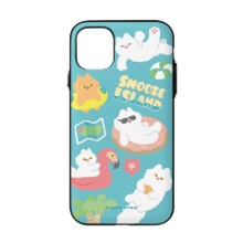[Snooze Kittens] Snooze Island Blue Door Bumper Case
