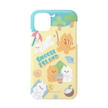 [Snooze Kittens] Snooze Island Sand Yellow Case