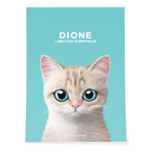 Dione Art Poster