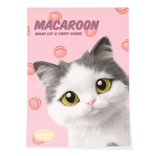 Dal's Macaroon New Patterns Art Poster