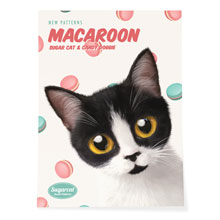 Jelly's Macaroon New Patterns Art Poster