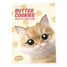 Kkukku's Cookies New Patterns Art Poster