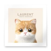 Laurent Art Print