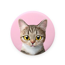 Gisele Mirror Button