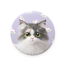 Zzing's Unicorn Mirror Button