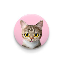 Gisele Pin Button