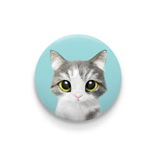 Gurumi Pin Button 44mm