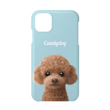 Ruffy the Poodle Simple Case