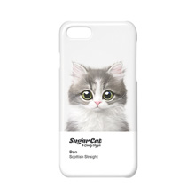 Dan the Kitten Colorchip Case