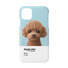 Ruffy the Poodle Colorchip Case