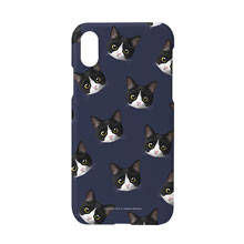 Tuxedo Face Patterns Case
