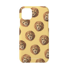 Lager the Lion Face Patterns Case
