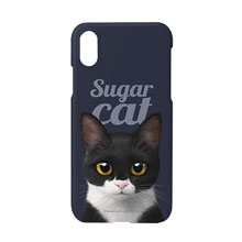 Byeol the Tuxedo Cat Magazine Case